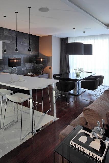 dicas-de-decoracao-para-apartamentos-pequenos-sala-e-cozinha-juntas-casa-show